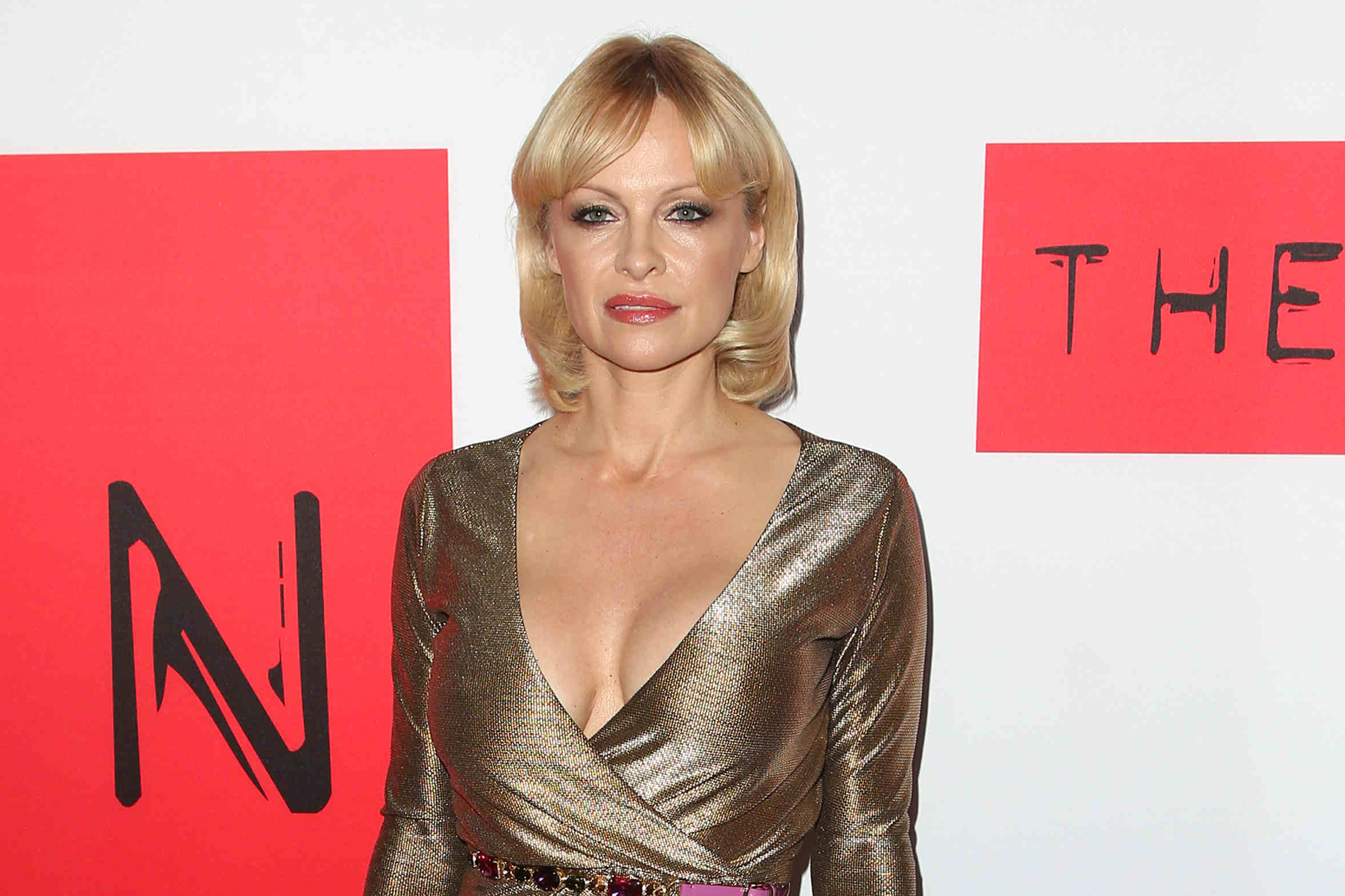 Mariage de Pamela Anderson