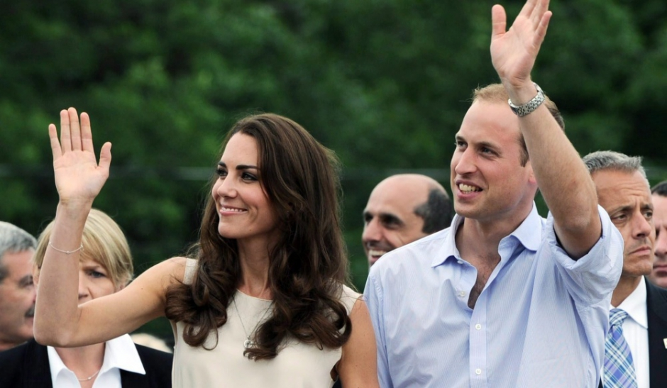Kate et William s'installent à Kensington Palace