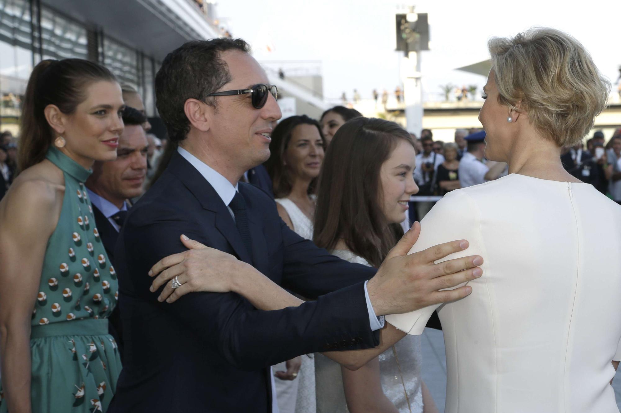 Monaco News: Gad & Charlotte. Fêtes De Famille à Monaco