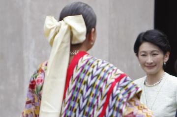 photos royal blog la princesse kiko au pays des azteques et des mayas
