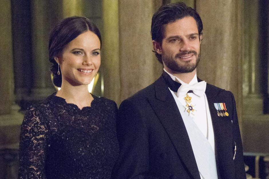 Kto pomógł Sofia Hellqvist stać się księżniczką?