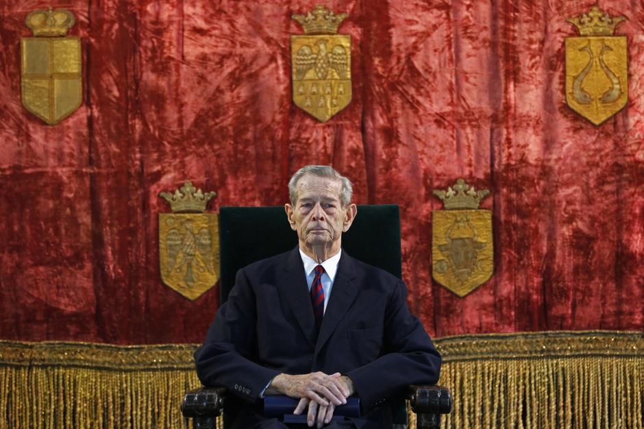 Michel de Roumanie se retire de la vie publique
