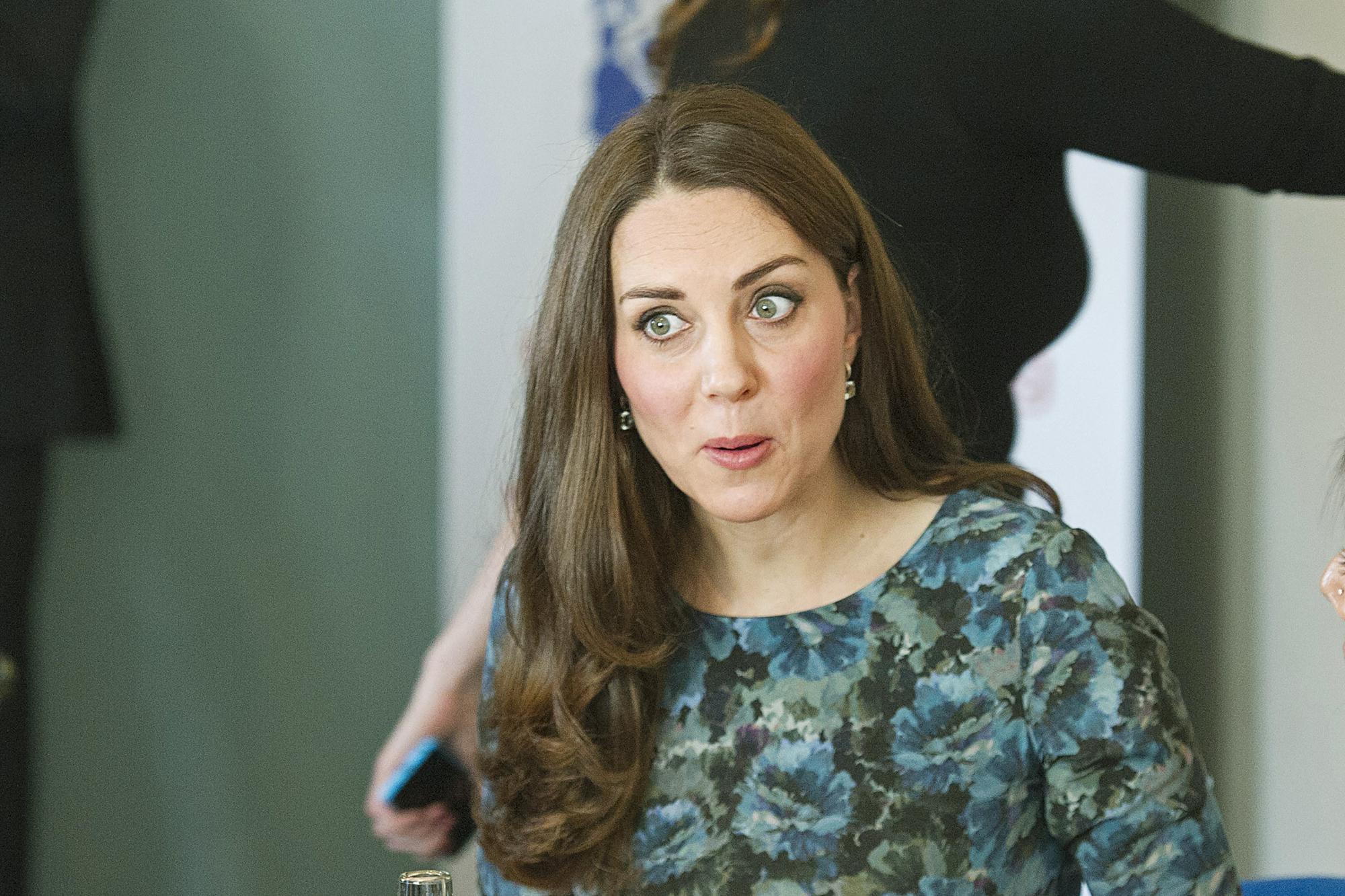 Kate middleton enceinte ce sera une fille ou bien un gar on - Je porte mon bebe bas fille ou garcon ...
