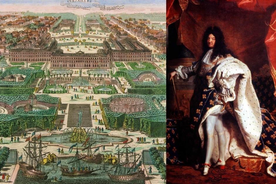 Louis XIV, le
