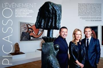 Le musée rouvre ses portes - L'évènement Picasso
