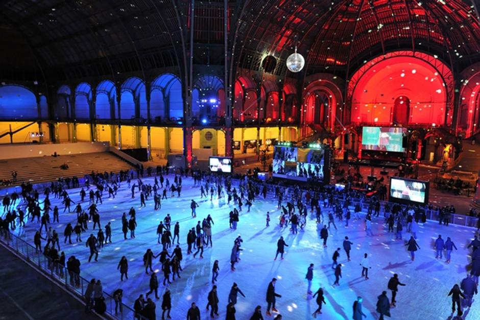 Au Grand Palais des Glaces - La patinoire geante signe son grand retour...