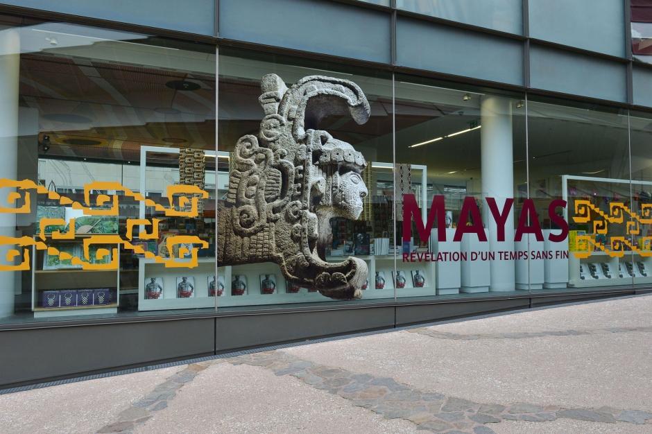 Une civilisation mysterieuse - Mayas, revelation d'un temps sans fin...