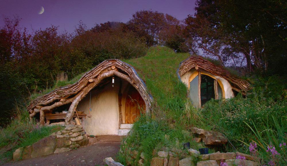 Architecture organique une juste complicit avec la terre for Architecture organique