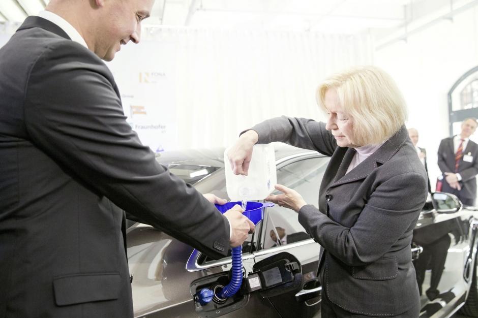 Audi invente un carburant à base d'eau et d'air