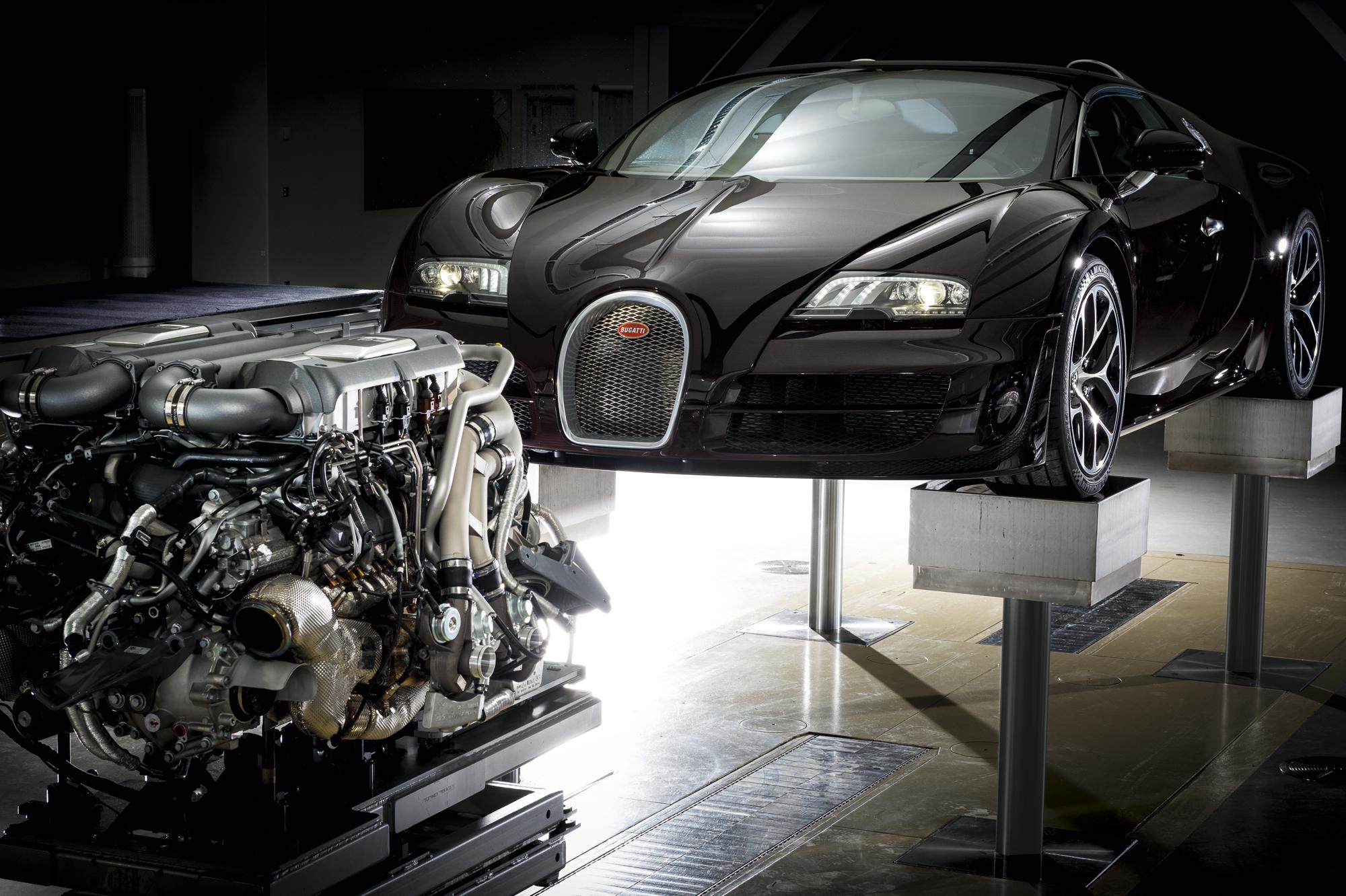 bugatti veyron 16 4 la voiture la plus rapide et la plus. Black Bedroom Furniture Sets. Home Design Ideas