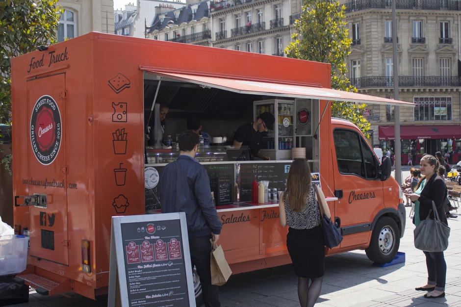 food truck saint lazare bon comme un camion. Black Bedroom Furniture Sets. Home Design Ideas