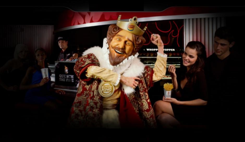 Burger King, Mon royaume pour un whopper