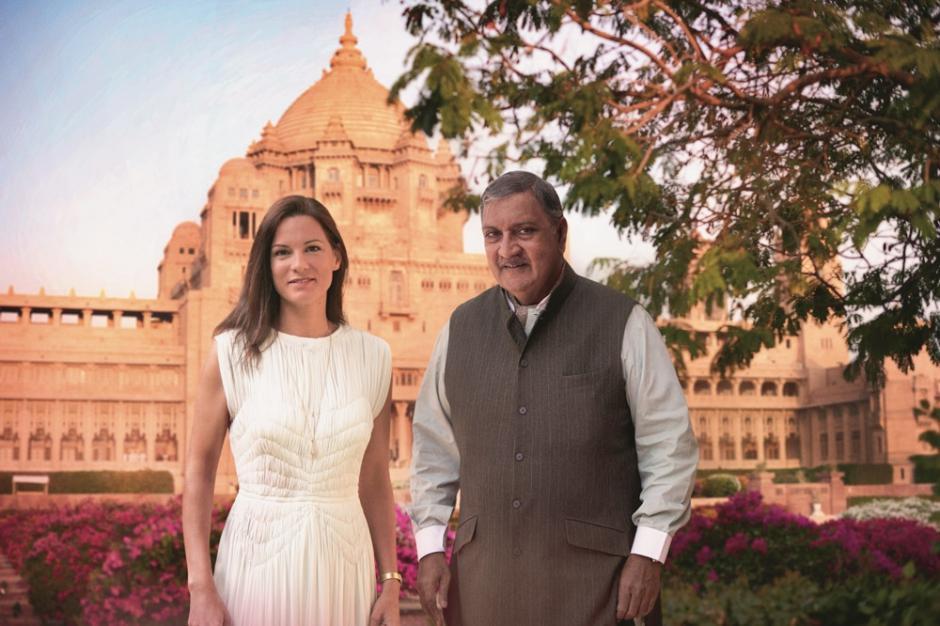 Les rêves indiens de Boucheron