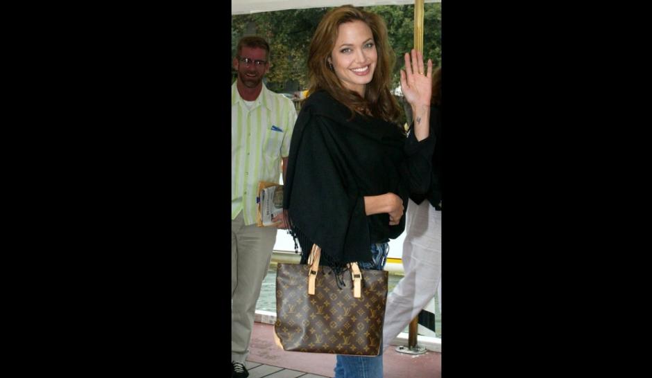 Angelina Jolie, nouvelle égérie de Louis Vuitton