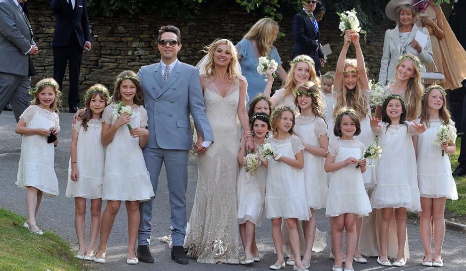 Kate moss mariage dans un jardin anglais - Mariage dans son jardin ...
