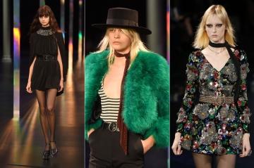 paris fashion week les lolitas sexy de saint laurent