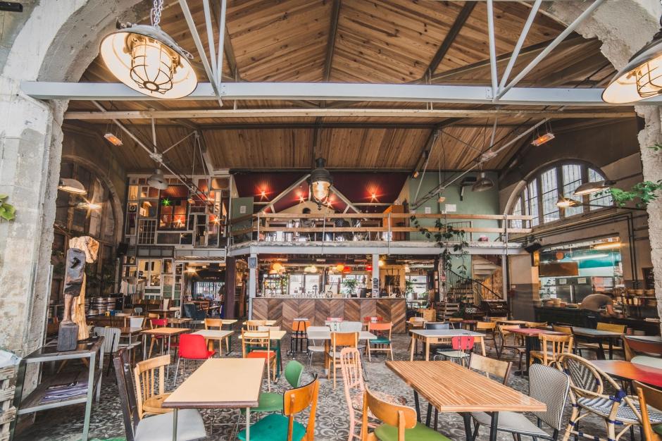 Insolite Restaurant Marseille