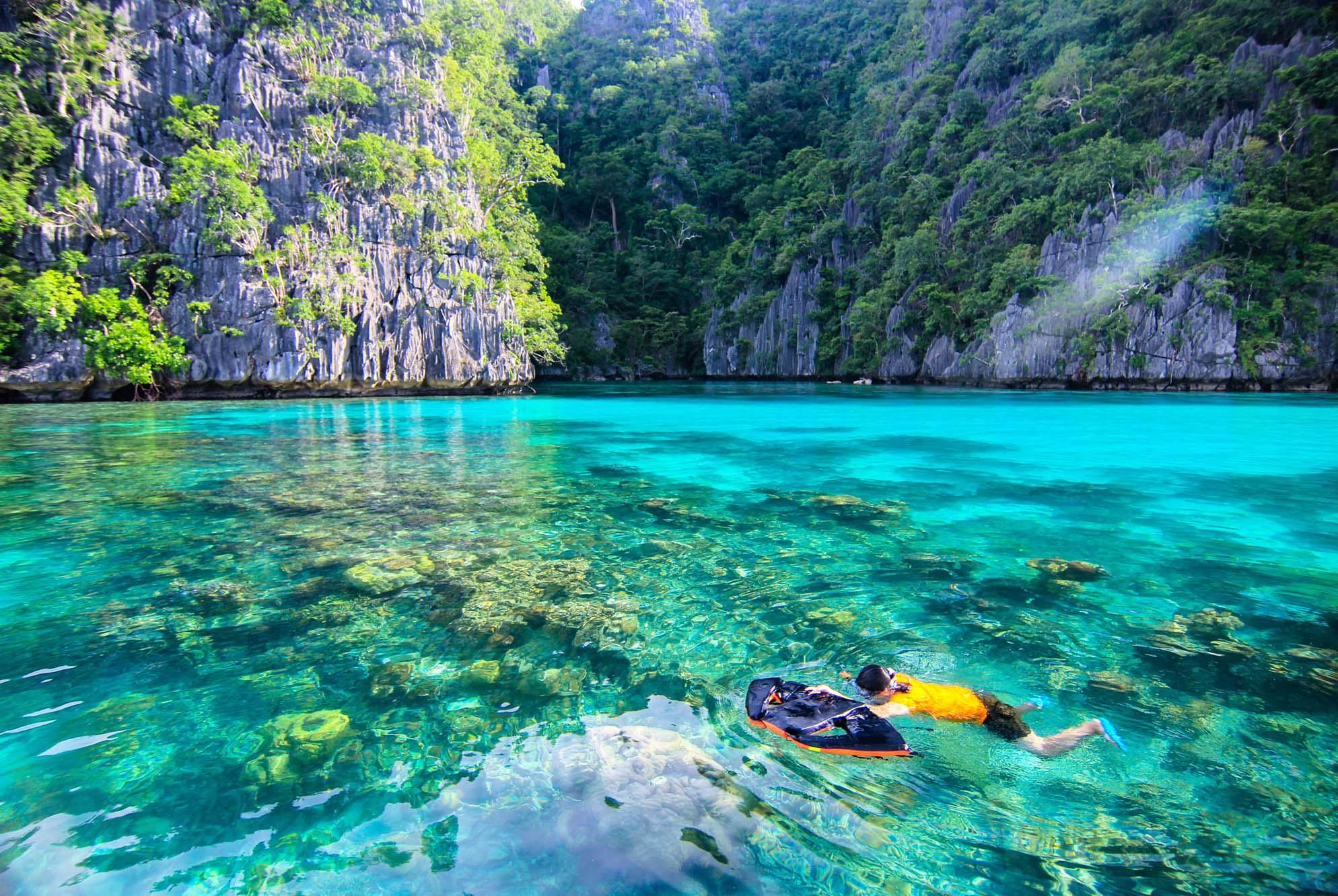 En images les plus beaux spots de plong e du monde - Les plus beaux rideaux du monde ...
