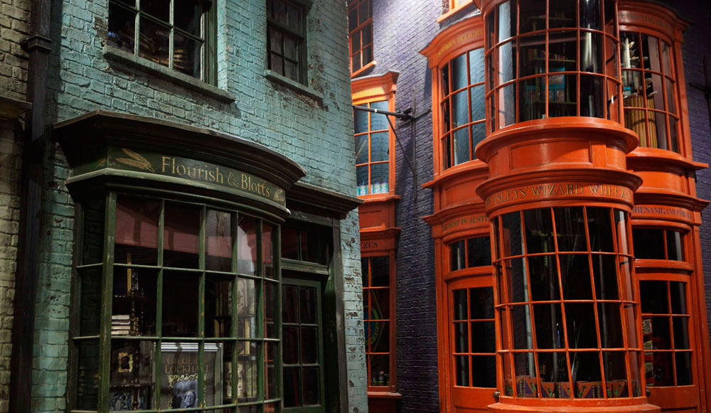 Londres dans les coulisses des harry potter for Dans harry potter