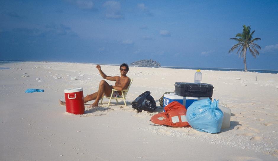 Vivre sur une île déserte