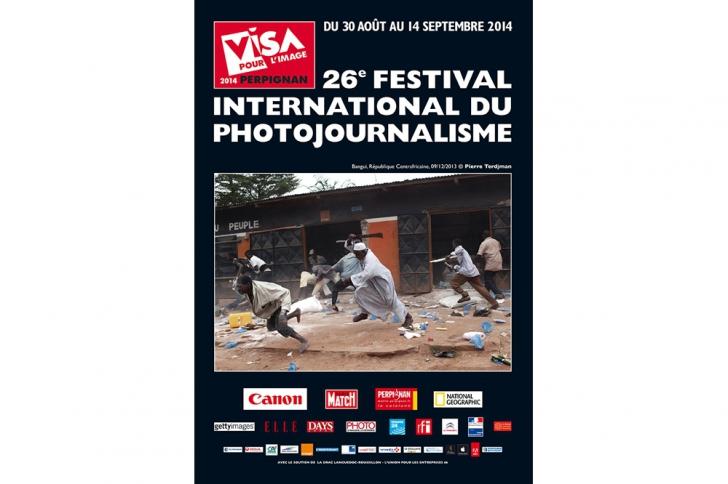 « Match + »  à  Visa pour L'Image 2014 1/2