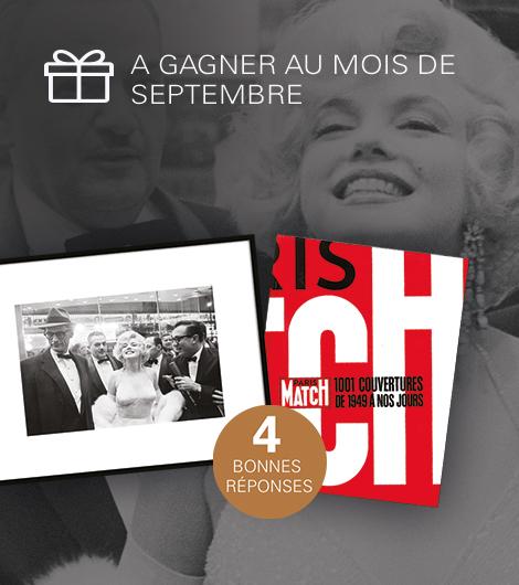 50 Cadeaux Paris Match