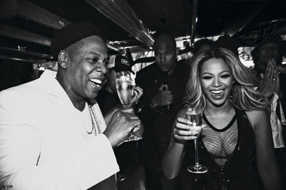 Champagne pour Beyoncé et Jay-Z